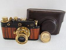 LEICA-II(D) KOMMANDO der SCHULEN LUFTWAFFE WWII Vintage Russian Camera EXCELLENT