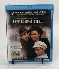 Life is Beautiful Blu-ray - New and Sealed Roberto Benigni