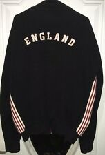 World Cup England Zip Jacket Island Champ Olympics Point Zero Size XL