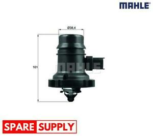 THERMOSTAT, COOLANT FOR CHEVROLET OPEL MAHLE TM 37 80