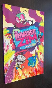 INVADER ZIM Volume 1 TPB (2016 Oni Press) -- Jhonen Vasquez -- 1st Printing
