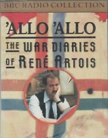 'Allo 'Allo The War Diaries Of Rene Artois 2 Cassette Audio Book TV Comedy