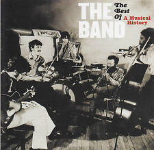 THE BAND - The Best Of - A Musical History ★ CD Album