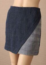 Plaids & Checks Hand-wash Only Regular Size Mini Skirts for Women