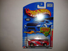 2002 HOT WHEELS TUNERZ SERIES TOYOTA CELICA #66 CLEAN FREE SHIPPING