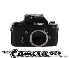Nikon F2A Photomic 35mm SLR Film Camera - Black - Body Only