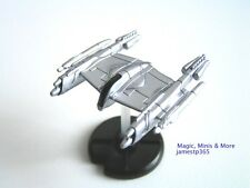 Starship Battles ~ UTAPAUN P-38 #25 Star Wars miniature