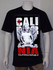 Deal Men' Marilyn Monroe Wings T-Shirt California Raglic Tattoo L,1XL,2XL,3XL