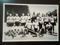 1936 Reemstma Cigarettes~card #36 Team Canada ~1936 Olympics EX/NRMT