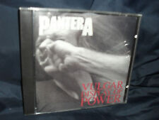 Pantera ‎– Vulgar Display Of Power