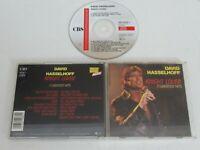 David Hasselhoff / Cavaliere Lover 17 Greatest Hits (CBS 4652862) CD Album