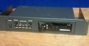 Panasonic CQ-R111U Cassette Player In Dash Receive