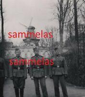 WK2 Foto Wehrmacht Windmühle Schloss Sanssouci Potsdam 1941 2448