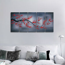 Modern Canvas Print Painting Pic Photo Wall Art Home Decor Flower Tree Framed