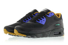 NIKE AIR MAX 90 ULTRA ESSENTIAL 819474-004 BLACK RACER/SAFARI UK5.5 EU38.5 NEW!!