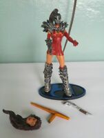 Witchblade Sara Pezzini Armored Moore Action Collectibles Loose Action Figure