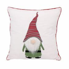 Gnome Decorative Pillow, NEW