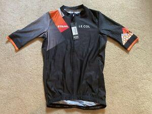 Le Col x Strava 8848 jersey