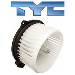 NEW Heater Blower Motor AC Fan - Fits Toyota 02-06 Camry/04-06 Sienna TYC 700054