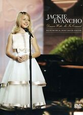 Jackie Evancho: Dream with Me in Concert (2011, DVD NEW)