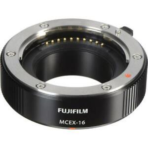 FUJIFILM MCEX16 16mm EXTENSION TUBE F/X-MOUNT
