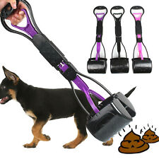 Foldable Dog Pooper Scooper Large for Pets Cats Waste Poo Easy Pickup Remover