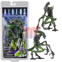 "NECA Mantis Alien w Chest Burster 7"" Action Figure Aliens Movie Series 10 New"