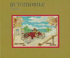 AUTOMOBILE QUARTERLY Vol.XXIII, No.4,1985.(Jaguar XJ13,Lincoln Continental,Lago)