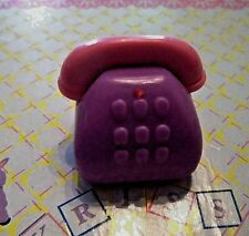 Kelly Krissy Baby Doll Clothes *Krissy's Dollhouse Diorama Accs Play Toy Phone*
