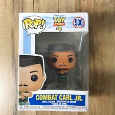 FUNKO POP! Disney Toy Story 4 Combat Carl Jr 530 New