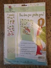 Docraft Born To Shop Card Kit Die-cut Decoupage Paper Sheets NEW Garden