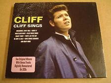 2-CD / CLIFF RICHARD - CLIFF SINGS