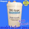 2 SET Japan Made HG REPLACEMENT FILTER FOR ENAGIC KANGEN HIGH GRADE LevelukSD501