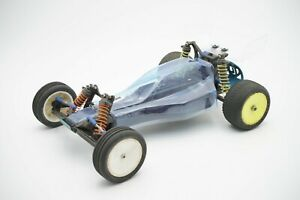 TLR Team Losi XXX 1/10th Scale On Road Buggy Rolling Chassis OZRC JL