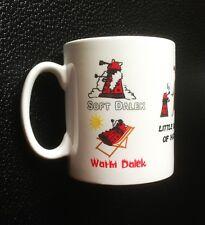 Soft Kitty Inspired Dr. Who Dalek Mug