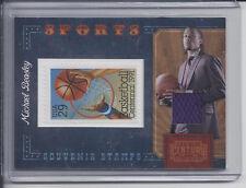 2010 Panini Century Sports Souvenir Stamps 1991 Relic  Michael Beasley #032/250