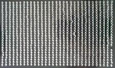 900 STRASS ADESIVI COLORE ARGENTO 3 mm  CORPO UNGHIE NAILART DECORAZIONI