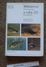 Fishes of the Czech and Slovak Republics - Vol. 2 (in Czech) - 1995 HC/DJ