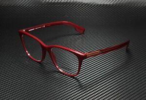 BURBERRY BE2284 3760 Bordeaux Demo Lens 53 mm Women's Eyeglasses