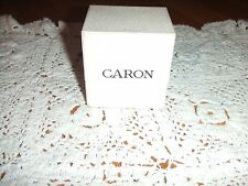 vntg RARE Caron Bellodgia Baccarat crystal bottle still sealed etched base IOB
