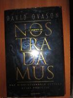 D. OVASON, I SEGRETI DI NOSTRADAMUS, MONDADORI, 1998 - A3