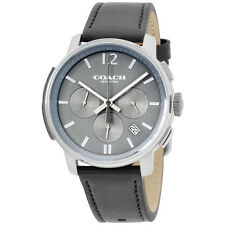 Coach Blue Dial Stainless Steel Men's Watch 14602013
