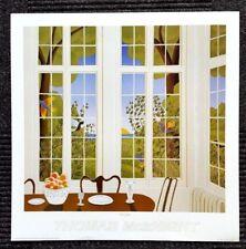 "Rare 24"" x 24"" Thomas MCKNIGHT THE NOOK Fine Art Poster Print Hamptons?"