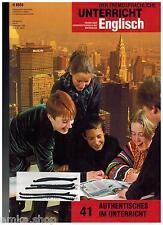 Der Fremdsprachliche Unterricht Englisch  Nr. 41