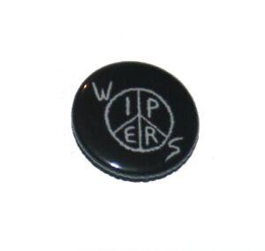 Button / Pin - Wipers - Anstecker Badge Postpunk Punkrock Punk Joy Division