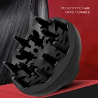 Pro Hair Diffuser High Temperature Resistance Hair Blow Dryer Diffuser Universal
