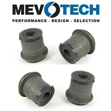 For Chevrolet RWD Set of 4 Front Upper Control Arm Bushings Mevotech MK6176