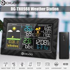 DG-TH8988 - Digoo - Station Météo intérieur extérieur Thermomètre Hygromètre