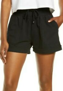 Zella Women's Black Drawstring Athletic Running Shorts! Size XS
