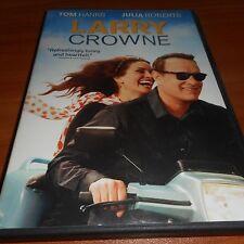Larry Crowne (DVD, Widescreen 2011) Julia Roberts,Tom Hanks Used